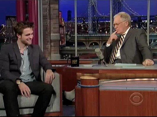 Video: Robert Pattinson Started Acting to Meet Girls
