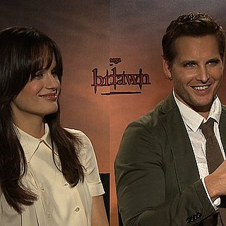 Peter Facinelli and Elizabeth Reaser Interview (Video)