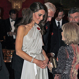 Kate Middleton and Prince William at Royal Dinner Pictures
