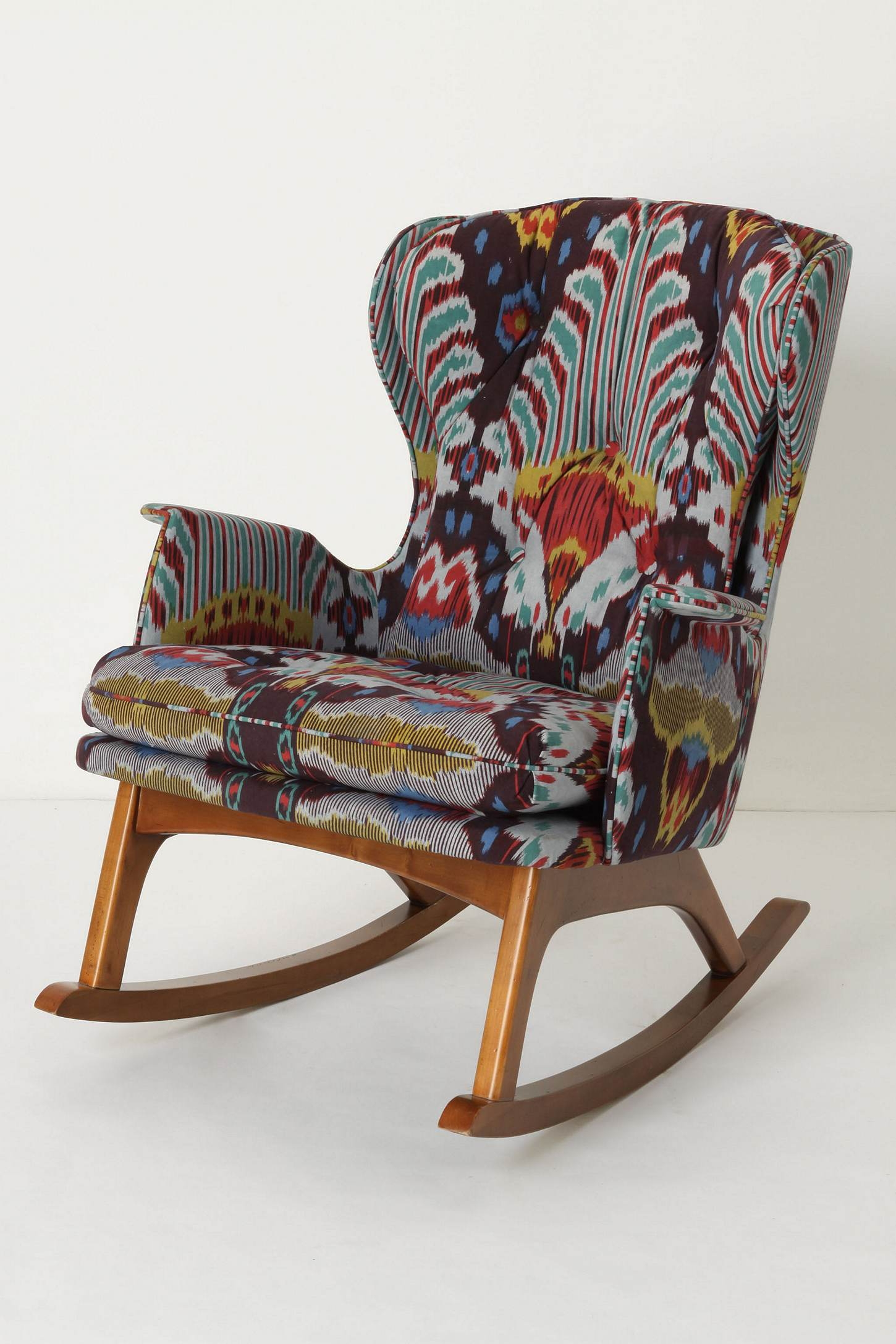 Ikat Rocking Chair  PopSugars Picks: Our 100 Best Gifts For 2011 ...
