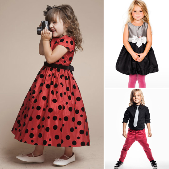 Picture-Perfect Holiday Looks For Tots