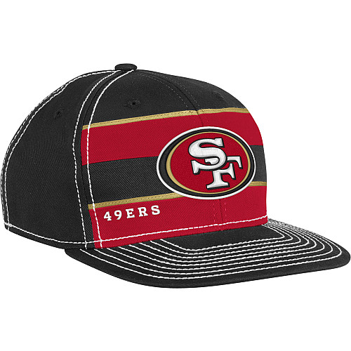 Reebok San Francisco 49ers 2011 Player Sideline Hat - NFLShop.com