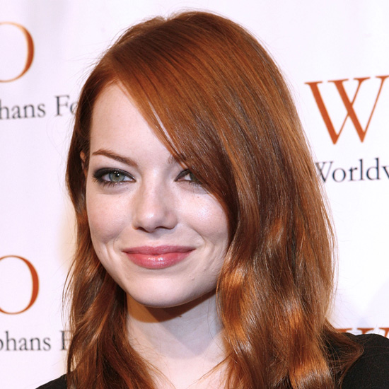 Emma Stone Talks Red Hair, Beauty, and Her Favorite Red Carpet Moment