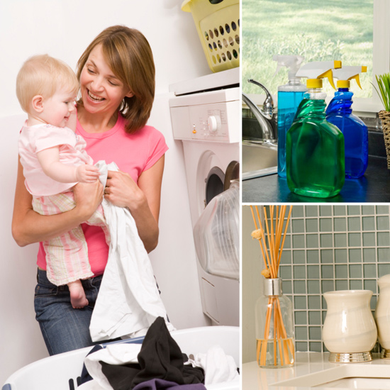 Clean Up Your Home: 5 Chemicals to Avoid in Home Cleaning Products
