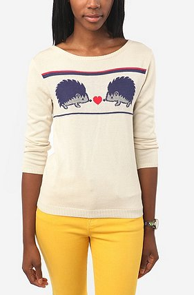 10 Cheeky Sweaters That Double as Adorable Gifts