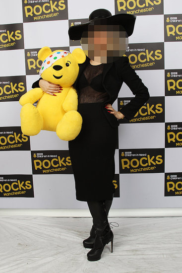 Can You Guess Which Celebrity Shared a Cuddle With a Teddy Bear?