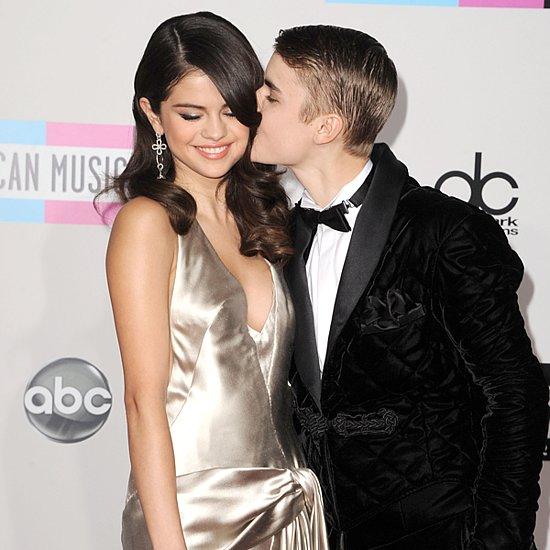 Taylor Swift and Selena Gomez Shine in Shimmery Dresses at the AMAs!