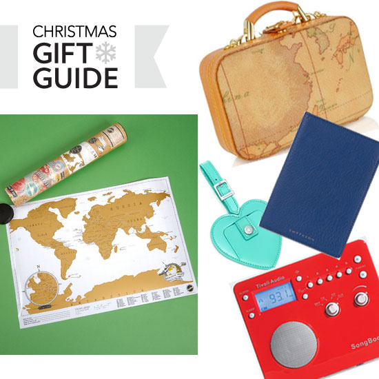 interactive multimedia holiday gift guide travel