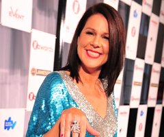 Comedian Julia Morris Wins The Celebrity Apprentice Australia 2011