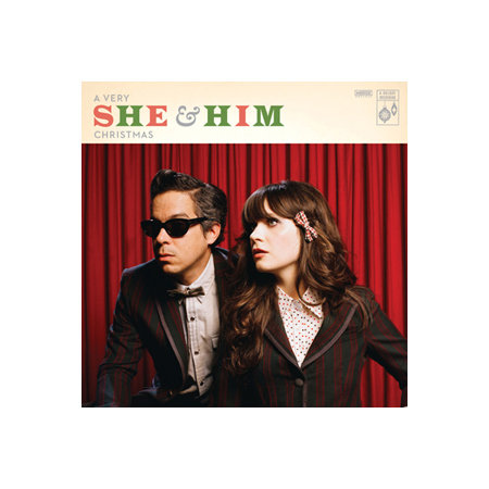 A Very She And Him Christmas, $24.99