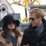 Ryan Gosling and Eva Mendes Date in Paris (Video)