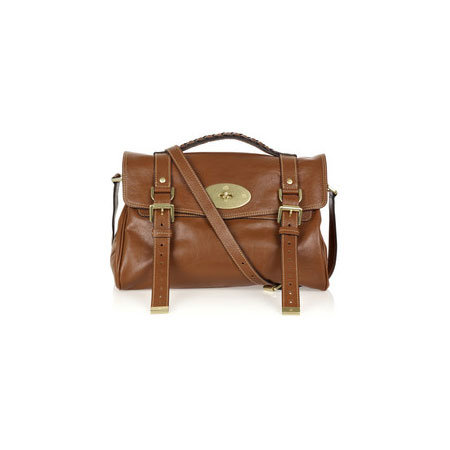 Alexa Leather Bag
