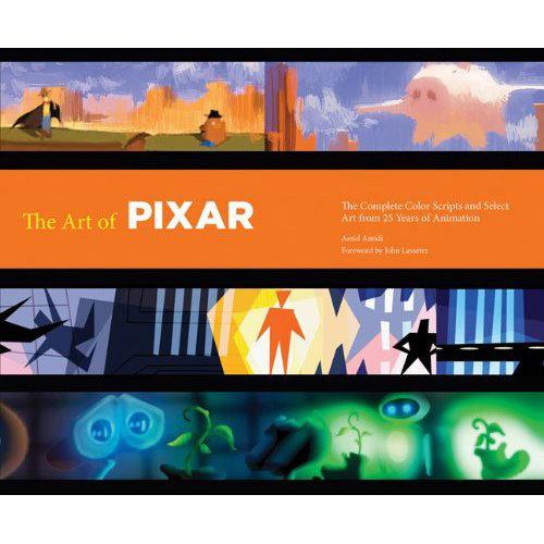 The Art of Pixar
