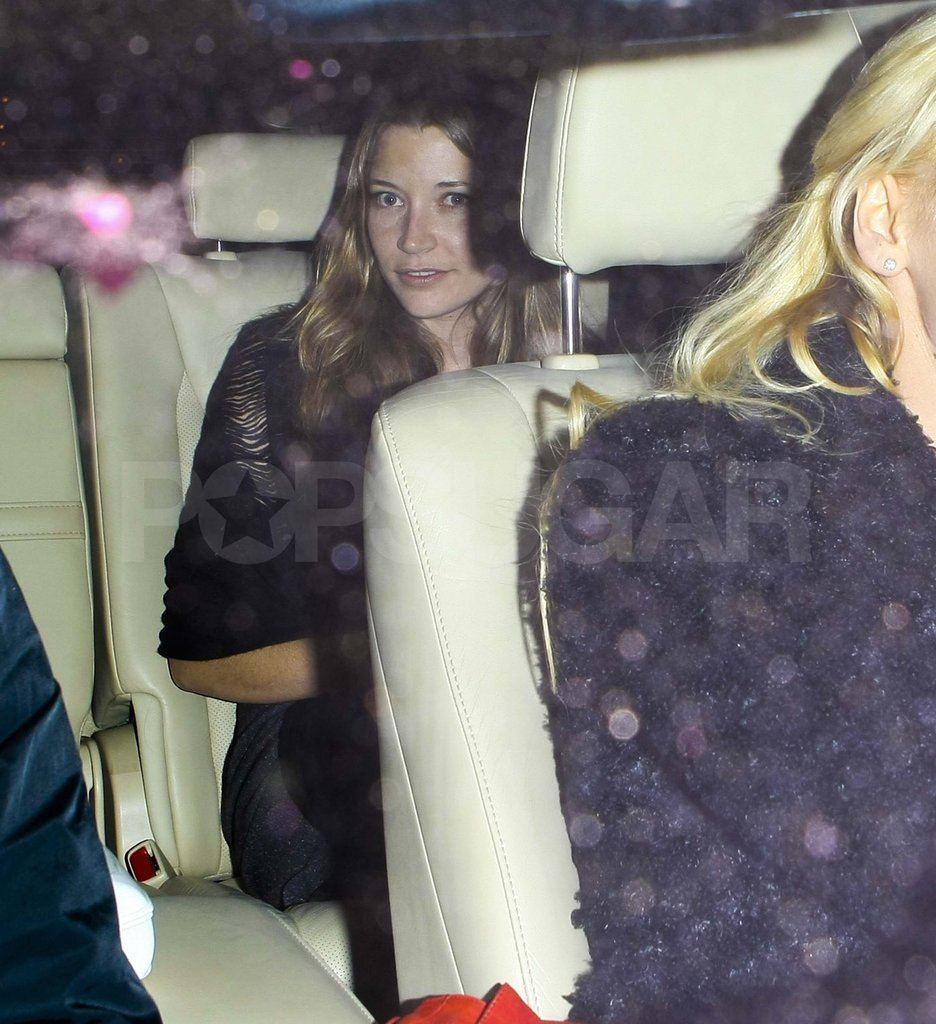 Sarah Roemer out with Robert Pattinson.