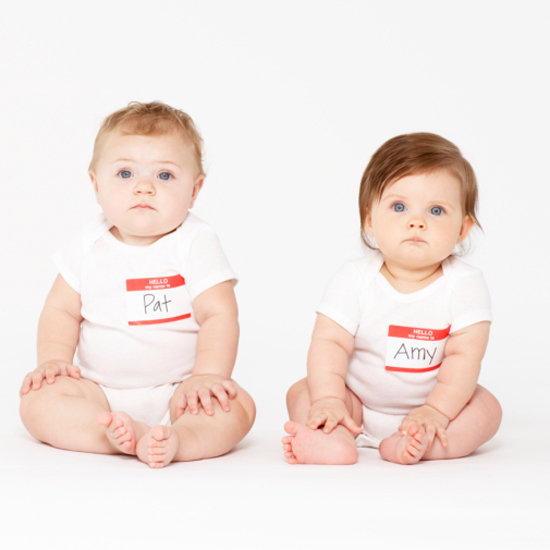 2011 Popular Baby Names
