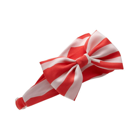 Emily Printed Bow Headband, $12.99