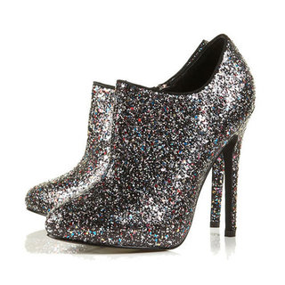 Top Ten Party Season Ankle Boots: Dressed Up Heels We Found Online From Christian Louboutin, Topshop and PeepToe!