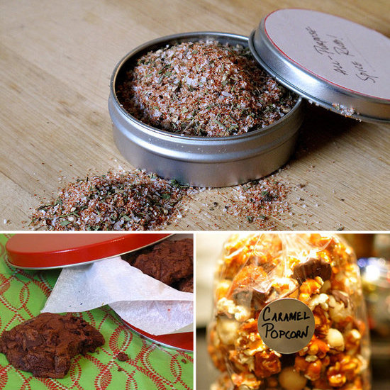 Pretty Packaging Tips For Edible Gifts