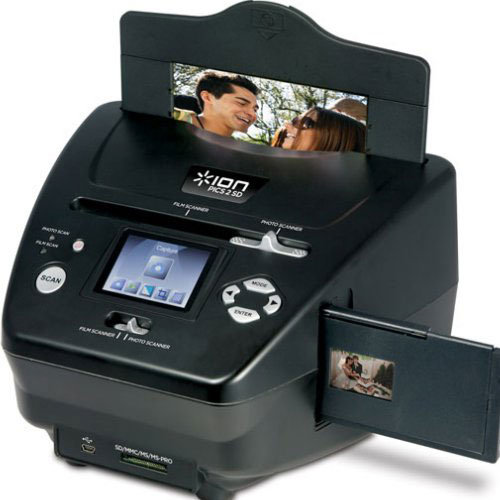 Ion Audio Photo, Slide, and Film Scanner