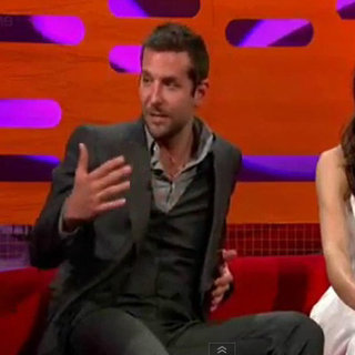 Bradley Cooper Says Ryan Gosling Is Sexier Than Him on The Graham Norton Show
