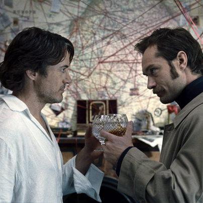 Sherlock Holmes 2 Wins No. 1 Spot at Box Office
