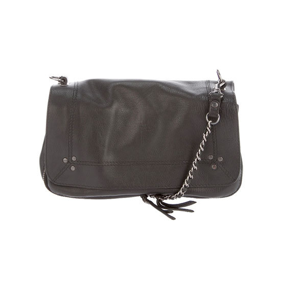 If I were the type to splurge big time (I'm not), and money were no object (it is), the Jerome Dreyfuss Bobi ($781) would be my go-everywhere, haul-everything bag. For now, I'll settle for admiring its stitching and ever-so-slightly tough feel from afar. (Unless it magically shows up under the tree, of course.)