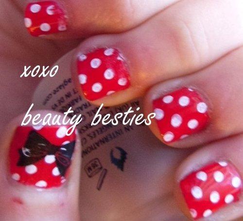 nail stamping tutorial