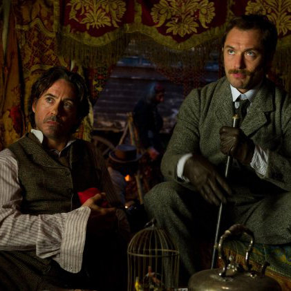 Sherlock Holmes 2 Movie Review