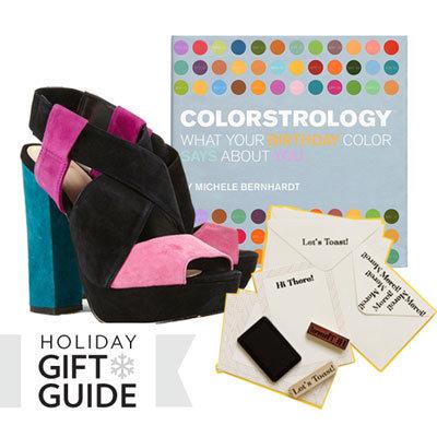 Best Artsy Holiday Gift Ideas 2011