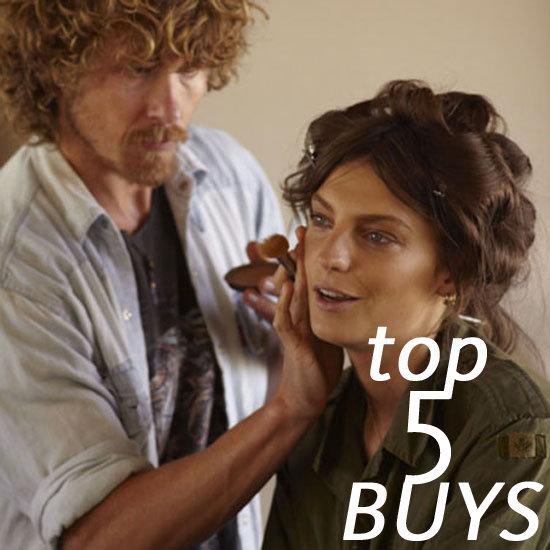 Lara Bingle's Makeup Artist Max May Shares His Top 5 Beauty Products!