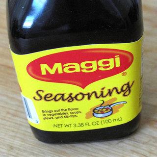 How to Pronounce Maggi Seasoning