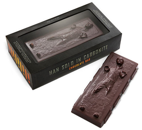 Han Solo Carbonite Chocolate