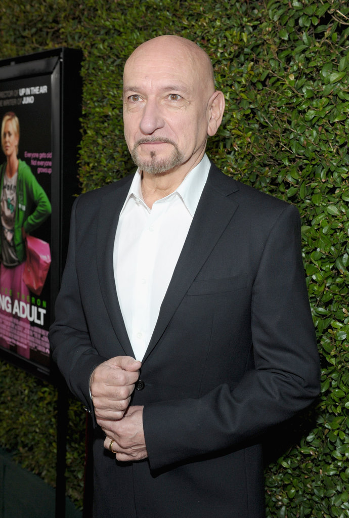 Sir Ben Kingsley stepped out at the Academy of Motion Picture Arts and Sciences in LA for a premiere.
