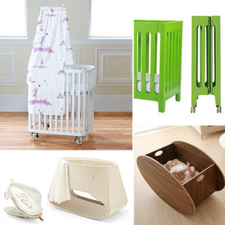 Modern Bassinets For Your Nursery