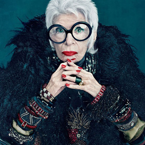 Iris Apfel's Collection For MAC