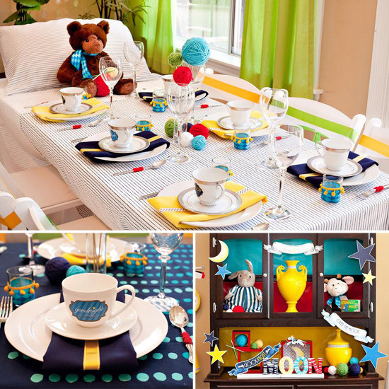 A Goodnight Moon Baby Shower