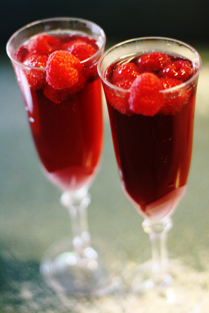 ring in the new year with these healthy cocktails popsugar fitness