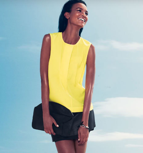 H&M Early Spring 2012 Lookbook