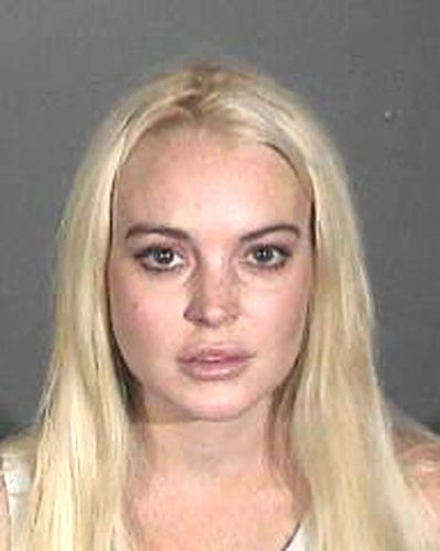58. Lindsay Goes to Jail Again