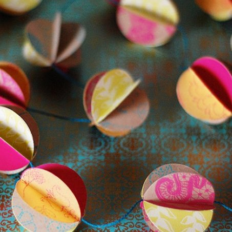 DIY New Year's Eve Confetti and Decorating Ideas