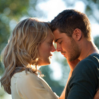 The Lucky One Trailer Starring Zac Efron