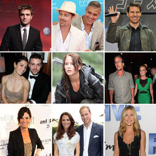 Weddings, Babies, Awards - Tell Us Which Celeb Prediction You'd Like To Come True This Year!