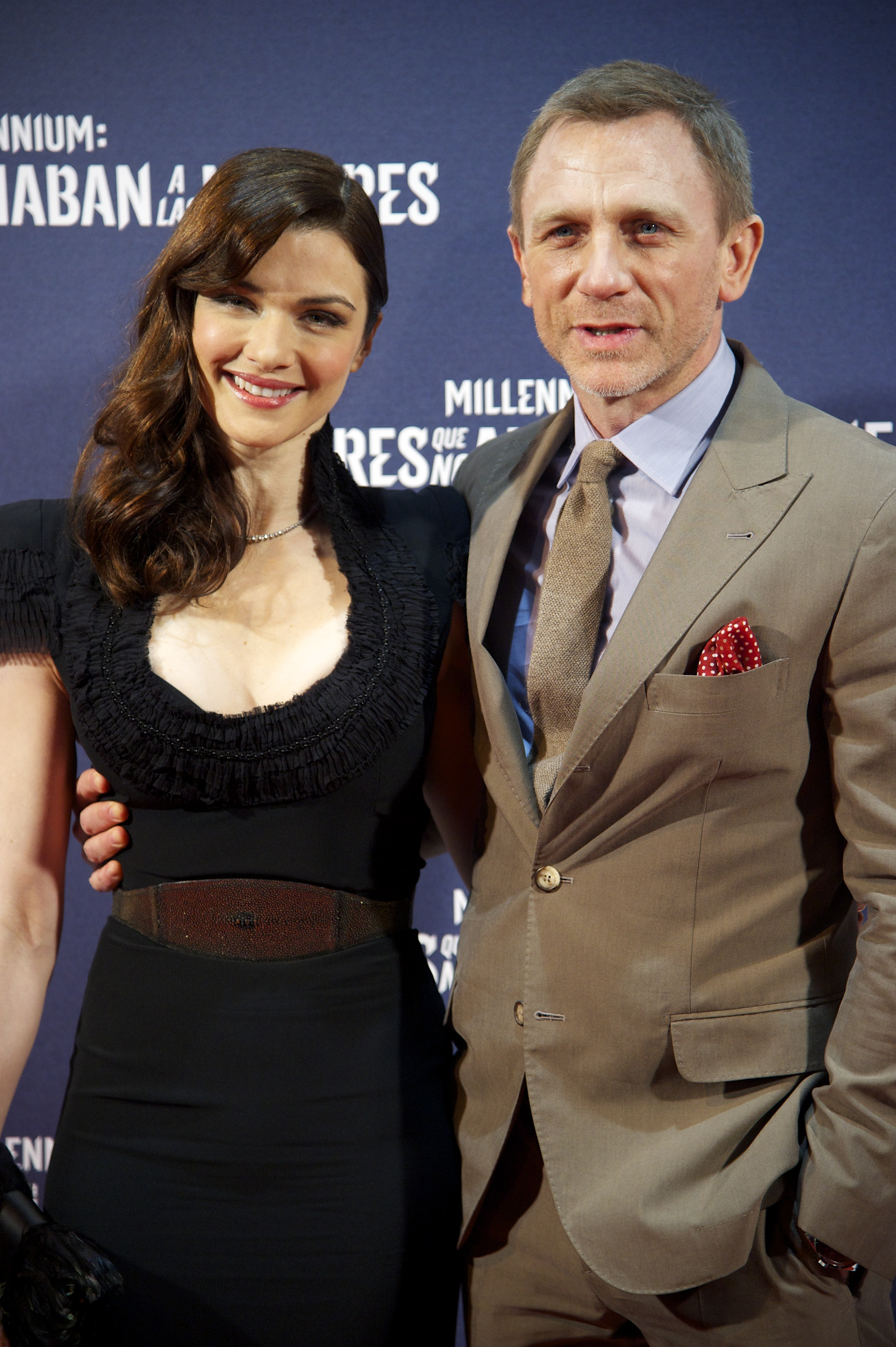Image result for daniel craig and rachel weisz
