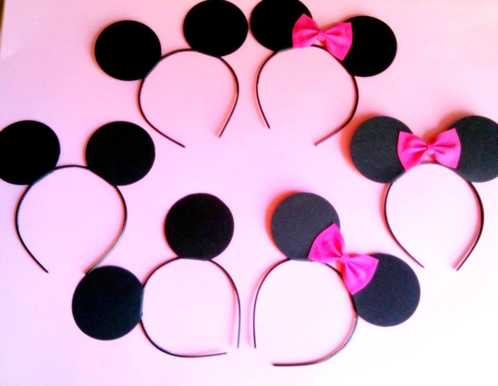 Minnie Mouse Party Favors