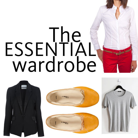 10 Classic Wardrobe Essentials That You Need for the New Year: Shop Our Online Edit from K Jacques, J Brand, Bonds and more!
