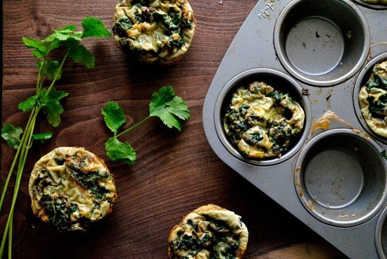 Gluten-Free Egg Muffin Reader Recipe