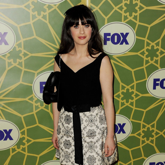 Zooey Deschanel, Lea Michele, Joshua Jackson Pictures at 2012 Winter TCA Fox Party