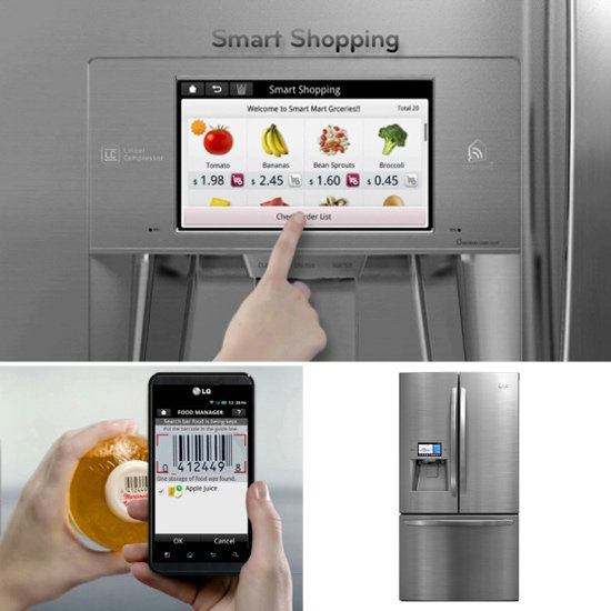 LG Smart Thinq Refrigerators For Weight Loss