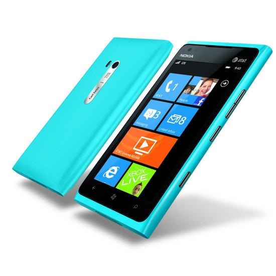 Nokia Lumia 900 Details at CES 2012