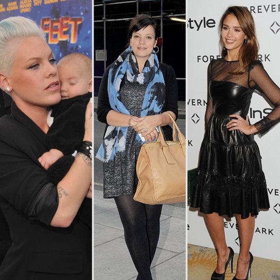 Celebrities Discuss Breastfeeding